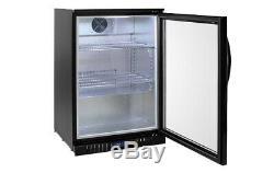 1 Door Undercounter Bottle Cooler Bottle Fridge Wine Beer Refrigeration