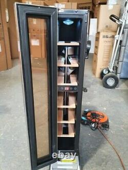 150mm Wine Cooler 7 Bottle Stainless Steel ESSWC150SS