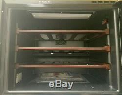 £99 WINE COOLER 24 bottles Hotpoint WE24 Built-In 60cm Wide 45cm High, Stainless