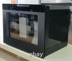 AEG KWK884520T Compact Built-In Wine Cooler, 18 Bottle, Matt Black #7501