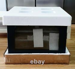 AEG KWK884520T Compact Built-In Wine Cooler, 18 Bottle, Matt Black #7502