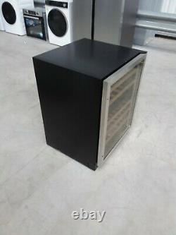 Amica AWC601SS Free Standing B G Wine Cooler Fits 45 Bottles #LF22440