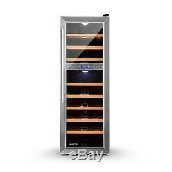 B-Stock Wine cooler Fridge refrigerator 76 litres cooling Drinks 27 Bottles