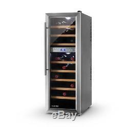 B-Stock Wine cooler Fridge refrigerator 76 litres cooling Drinks 27 Bottles LC