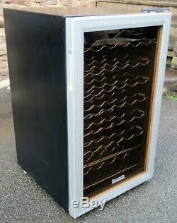 BAUMATIC BWE41SL 40 bottle Wine Cooler, 12M warranty RRP £449