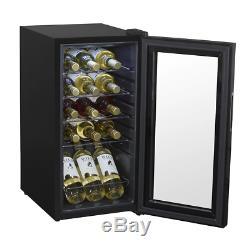 Baridi 15 Bottle Wine Cooler Fridge Refurbished Grade B Energy A