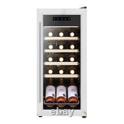 Baridi 18 Bottle Wine Cooler Fridge Energy A Refurbished Grade B