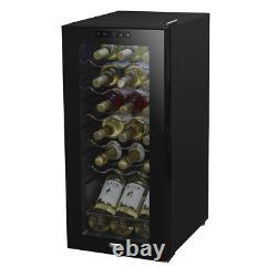 Baridi 18 Bottle Wine Cooler Fridge Low Energy A Refurbished Grade B