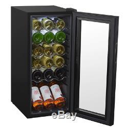 Baridi 18 Bottle Wine Cooler Fridge Refurbished Grade A Low Energy A