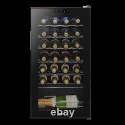Baridi 28 Bottle Wine Cooler Energy Class G Refurbished Grade B