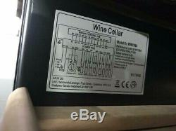 Biwc885 Built-in Wine Cooler- 41 Bottle Capacity Free Delivery- Rrp £799