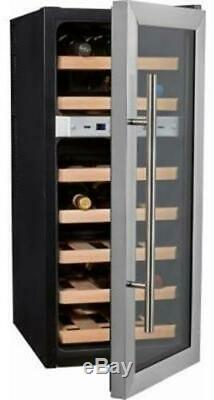 CASO Design Wine Cellar For Up to 21 Bottles Wine Cooler- New