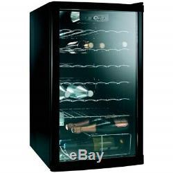 Candy CCV150BL Freestanding 42 Bottle Wine Cooler 50cm wide x 84cm tall