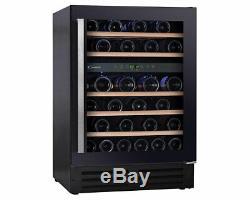 Candy CCVB60DUK 46 Bottle Built-In Wine Cooler