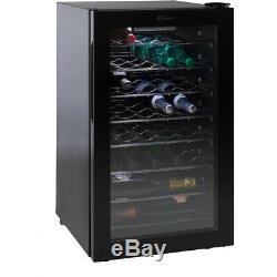 Candy CWC150UK Free Standing B Wine Cooler Fits 40 Bottles Black New from AO