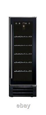 Cata WC300BK Black 18 bottles Wine cooler 5571