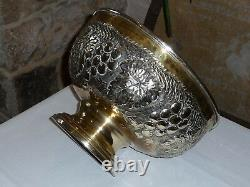 Champagne Bucket Wine Cooler French Antique Nebuchadnezzar or 8 standard bottles