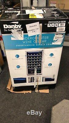 Danby DWC033KA1BDB, 36 Bottle Wine Cooler in Black Ref 35819-1-S