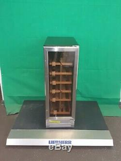Essentials Esswc300ss 30cm 20 Bottle Capacity Wine Cooler- Silver