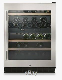 Fisher & Paykel 32 Bottle S/S Under Counter/Built In Wine Cabinet/Cooler/Fridge