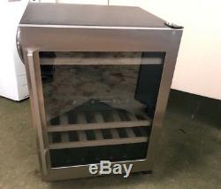 Fisher & Paykel Wine Cooler RS60RDWX1 S/Steel 32 Bottles