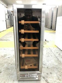 Glen Dimplex 300SSWC MK2 18 Bottle 30cm Under Wide Counter Wine Cooler S/Steel