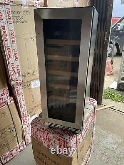 Graded Cookology CWC300SS Wine Cooler S/Steel 20Bottle 30cm Undercounter Fridge1