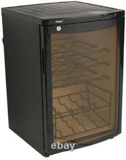 Haier HVF020ABB 20-Bottle Wine Cellar Cooler NEW IN BOX