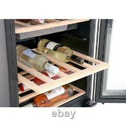 Haier WS25GA 25 Bottle Wine Cooler Black WS25GA