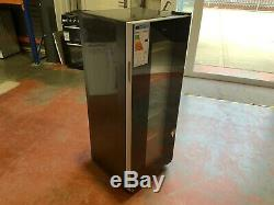 Haier WS46GDBE 46 Bottle Dual Zone Wine Cooler Black Glass Door