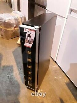 Hoover HWCB 15 UK Black 7 bottles Wine cooler