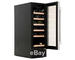 Hoover HWCB30UK Built-in 19 Bottle Wine Cooler Brand New Free Delivery