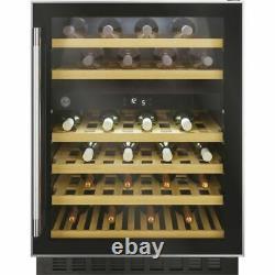 Hoover HWCB60UK/N H-WINE 700 Built In G Wine Cooler Fits 46 Bottles Black New