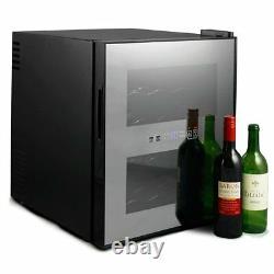 Husky Reflections Wine Cooler HUS-HN5, 40L Capacity, 16 Bottles, Grade A+