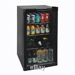 Icepoint Under Counter Chiller Beer Cans Bottles Wine Cooler