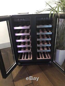 John Lewis JLWF608 38 Bottle Under Counter Wine Cooler