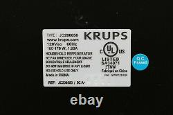 KRUPS 2 BOTTLE WINE AERATOR COOLER and DISPENSER FOR RED AND WHITE WINE TESTED