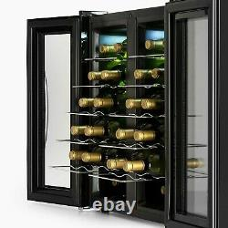 Klarstein Vinamora Wine Cooler 67 Litres/24 Wine Bottles