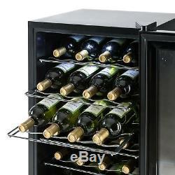 Klarstein Vivo Vino Thermoelectric Wine Cooler Fridge 36 Bottles 118L