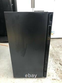 LOGIK LWC34B20 34 Bottle Undercounter 50cm Wine Cooler Black with Glass Door