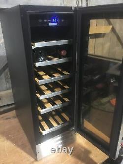 Lamona Wine Cooler Fridge HJA 6930 860mm Under Counter Kitchen Top 12x Bottles