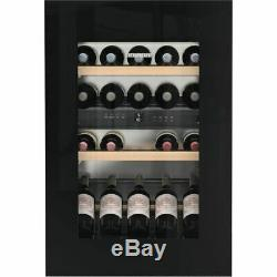 Liebherr EWTgb1683 Built In A Wine Cooler Fits 33 Bottles Black / Glass New