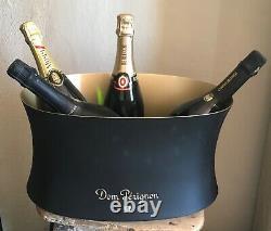 Multi bottle MOET & CHANDON, DOM PERIGNON Champagne, wine cooler, ice bucket