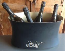 Multi bottle MOET & CHANDON, DOM PERIGNON Champagne, wine cooler, ice bucket
