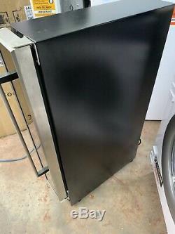 New Glen Dimplex 150BLKWC Built In Wine Cooler Fits 7 Bottles Black