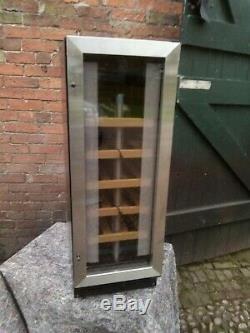 New Graded Cda Fwc304ss Bottle Wine Cooler Free Uk Del- Rrp £329
