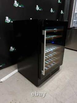 New World 600BLKWC Built In Wine Cooler Bottle Capacity 46 Graded