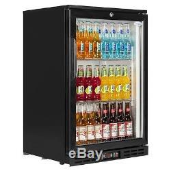 Pd10h New Single Door Back Bar Beer Wine Cooler Bottle Fridge & Free Delivery