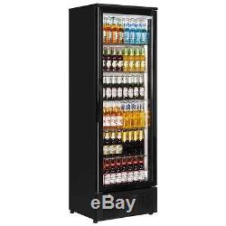 Pd110t New Single Door Back Bar Beer Wine Cooler Bottle Fridge Free Delivery