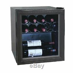 Polar Countertop Wine Cooler Fridge 11 Bottle CE202 Restaurant Commercial